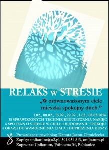 Relaks w stresie 2014 UNIKATUM JPG