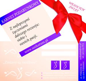 KARNETY-ŚWIĄTECZNE-UNIKATUM-P2013-